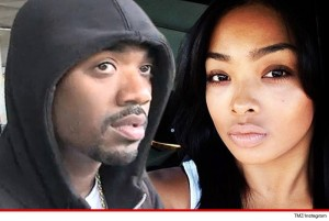 Ray J's Girlfriend Threatened Suicide Following Their Break Up