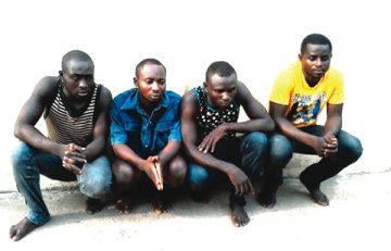 We Only Target Traders That Refuse To 'Settle' Us – Suspected Robbers