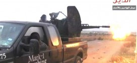 Texas Plumber's Truck Found In Syria With Guns Mounted On It