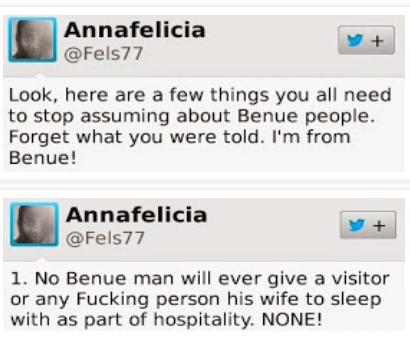 Twitter user slams all the misconception surrounding Benue people