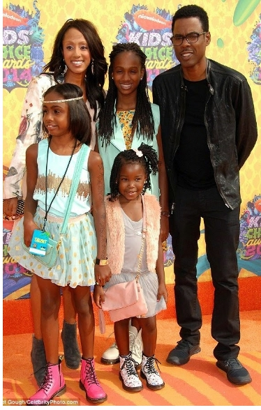 Oh no! Comedian Chris Rock and wife split after 18 years of marriage