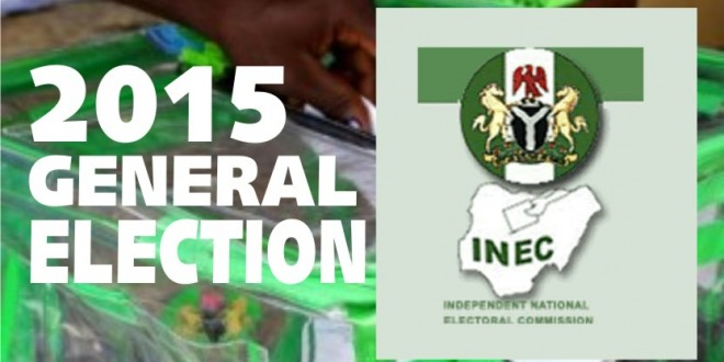 INEC warns against announcement of election results
