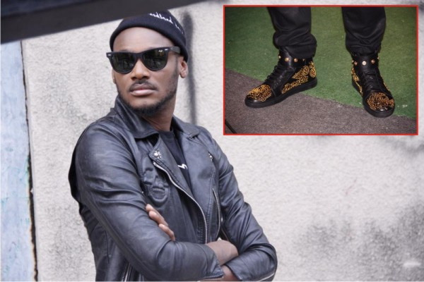 2Face Idibia Celebrates His Handsome Son Nino As He Turns A Year Older