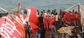 AirAsia Recovery Operation Suspended