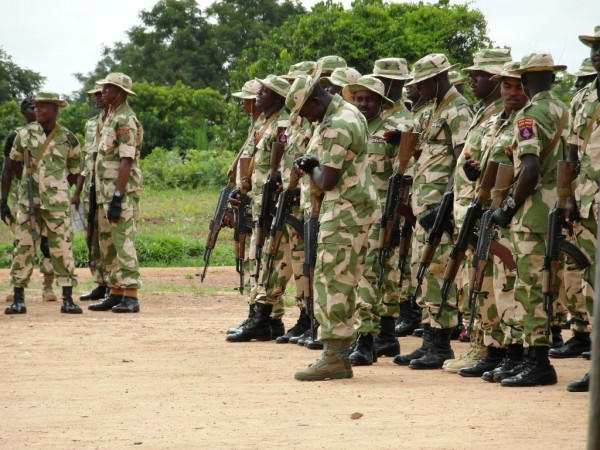 Nigerian Army Denounce Fake Online Recruitment