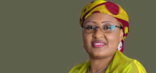Buhari's Wife Clears The Air On Her Nationality, Says 'I'm A Nigerian'