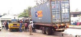 Two Die As Trailer Collides With Commercial Bus