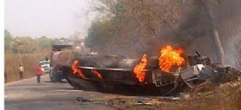 8 Burnt To Death In Ogbomosho, Oyo state