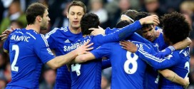 Six Chelsea Players Named in PFA Team of the Year