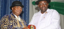 First Lady Jealous Of Dickson's Achievement – Etete •Vows To Lead Battle Against Mrs Jonathan In Bayelsa