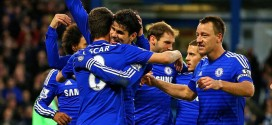 Costa Doubtful for Leicester Clash, Oscar Could Return