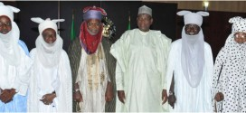 2015 Polls: Lamido Urges Traditional Rulers To Warn Subjects Against Violence