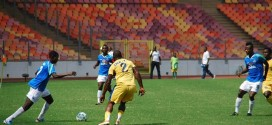 Super 4: Enyimba Edge Dolphins By Solitary Okonkwo Goal