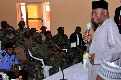 Military To Receive More Equipment This Week, Says Jonathan