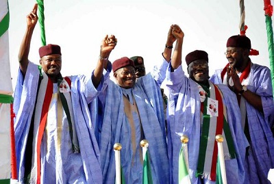 Jonathan Proved His Love For Borno People By Visiting The State Twice In One Month – Minister