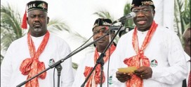 I'll Revisit The Controversial Issue Of 76 Oil Wells Ceded To A/Ibom – Jonathan Says In Calabar