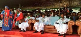 In Jalingo, Buhari Vows To Build Mambilla Dam, Faults Jonathan's Promise To End Boko Haram, If Re-elected