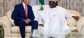 US Stopped Israel From Selling Arms To Nigeria