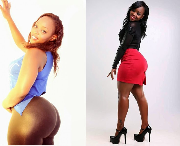 Real nigerian asses — photo 10
