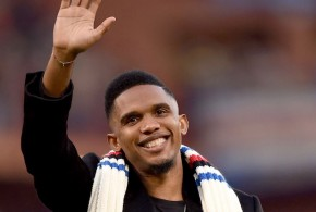 Samuel Eto'O Joins Sampdoria Until 2018. Image: Getty.