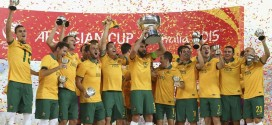 Australia Beat Korea Republic to Lift 1st Asian Cup