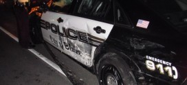 Drunken Driver Hit Police Squad Car While Officers Were Dealing With Another Drunken Driver