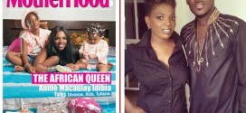 EXCLUSIVE: Annie Idibia Opens On Her Life With 2face, Says She Wouldn't Want Her Daughter To Marry A Man Who Has Kids With Other Women