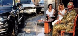 Billionaire Lifestyle! Dabota Lawson-Aku Shows Off Her Garage Filled With Luxury Automobiles | PHOTO