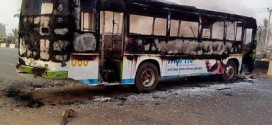 Burnt Govt Bus: Edo Students Tender Unreserved Apology, Present Award Of Excellence To Oshiomhole