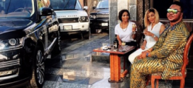 Dabota Lawson Aku Shows Off Her Luxury Garage..