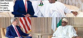 What US Secretatry Of State John Kerry Told Jonathan, Buhari About The Election