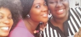 Mercy Johnson Back In Nigeria And Already On Set For A Movie