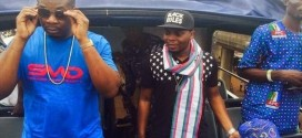 Olamide, Don Jazzy, Dammy Krane And Many More Show Up At APC's Lagos Presidential Rally