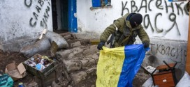 Pro-Russian Rebels Advance In Eastern Ukraine, Fighting Intensifies