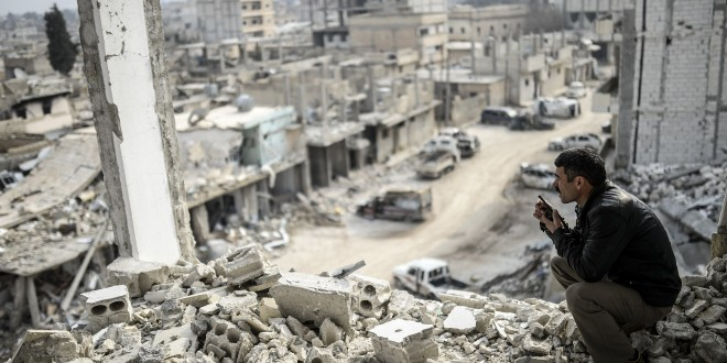 Despite Kobani's Liberation From ISIS, Many Syrians See Little To Celebrate