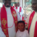 PHOTOS: Osita Iheme Goes To Adoration Ministry, Hangs With Priest & Mass Servants