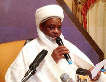 Sultan Felicitates With Christians On Christmas