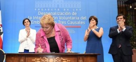 Chile's President Proposes End To Total Abortion Ban