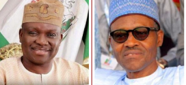 #NigeriaDecides: Fayose Praises 'Dogged' Buhari, Urges Nigerians To Accept Election Results