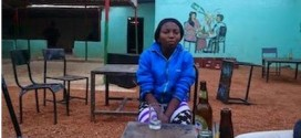 Photo: Nigerian Girl trafficked for prostitution in Burkina Faso dies