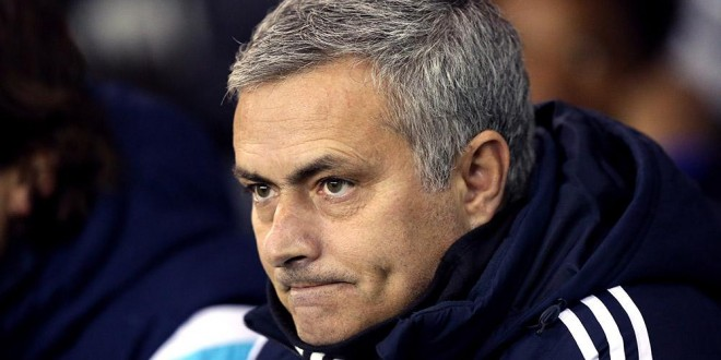 Mourinho Has Just the League Cup Final to Think About