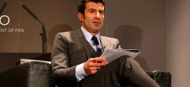 Luis Figo Pulls Out of 'Abnormal' FIFA Election