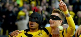 Aubameyang Extends His Contract at Dortmund
