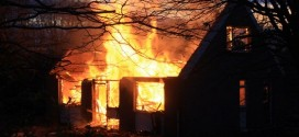 Man Burns Down Own Home After Pregnant Girlfriend Refused Him s*x