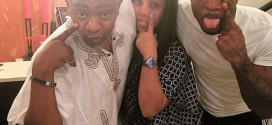 Peter Okoye, Lola & Awilo Goof Around…