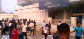 Graphic Photos: Dare Devil Robbers Invade Several Banks In Ondo, Kill Six