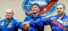 Kelly And Kornienko Set For One Year In Space Experience