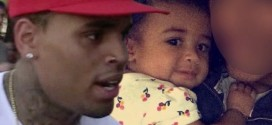 Revealed!!! Chris Brown Alleged To Be The Father Of A 9 Month Old Baby