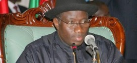 Jonathan Promises To Ensure Human Rights Are Not Abused In Boko Haram War