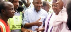 #NigeriaDecides: VP Sambo Makes History, Wins Polling Unit For PDP